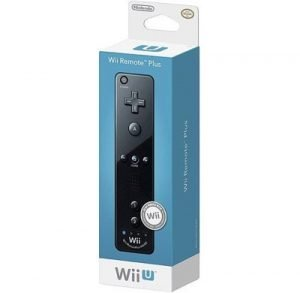 Wii Remote Plus Originale Nintendo Nero