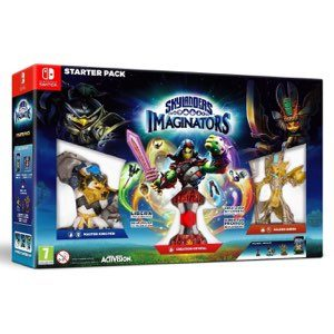 Skylanders Imaginators Switch