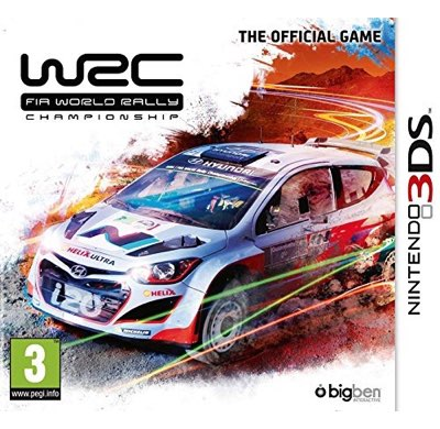 WRC Fia World Rally Championship 3DS