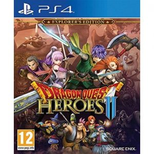 Dragon Quest Heroes 2 Explorer Edition PS4