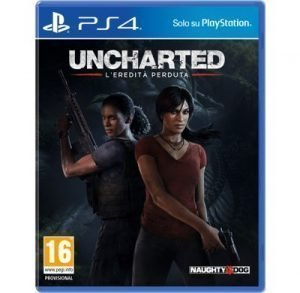 Uncharted L'Eredita' Perduta PS4