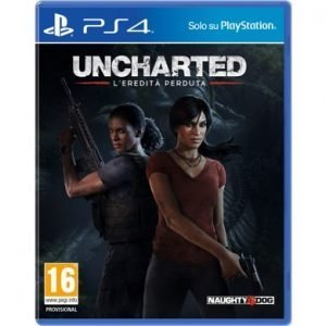 Uncharted L'Eredita' Perduta PS4