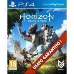 Horizon Zero Dawn PS4 Usato