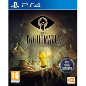 Little Nightmares PS4 + CD Colonna Sonora