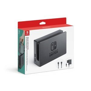 Nintendo Switch Base con accessori