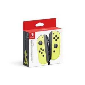 Set 2 Joy-Con Giallo Nintendo Switch