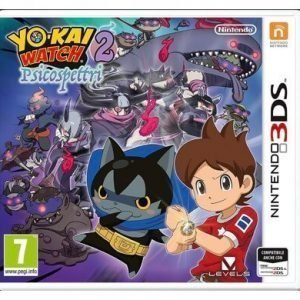 Yo-Kai Watch 2 PsicoSpettri 3DS