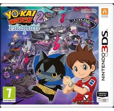 Yo-Kai Watch 2 PsicoSpettri 3DS