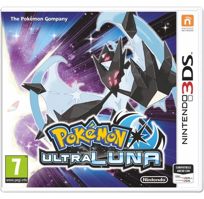 Pokemon Ultraluna 3DS