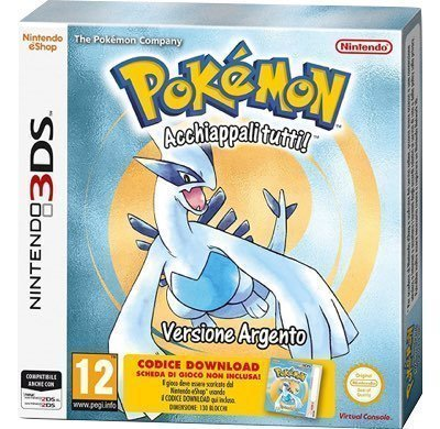 Pokemon Argento 3DS