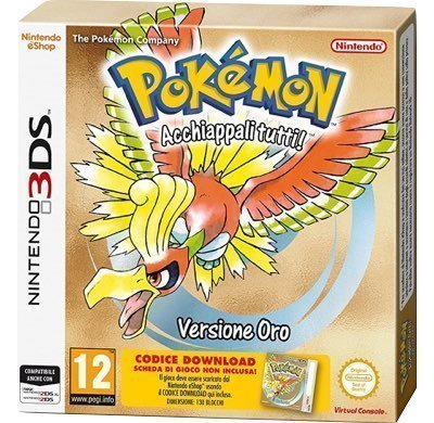 Pokemon Oro 3DS