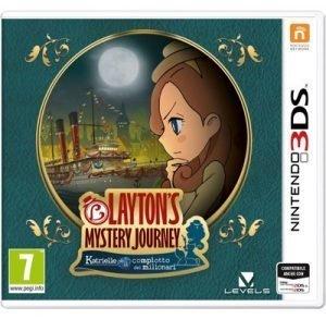 Layton's Mystery Journey Katrielle e il complotto dei milionari 3DS