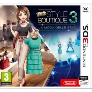 New Style Boutique 3 La moda delle Star 3DS
