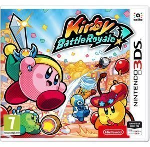 Kirby Battle Royale 3DS