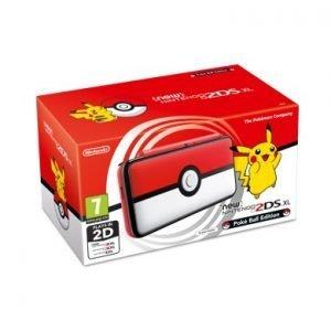 New Nintendo 2DS XL Poké Ball Edition