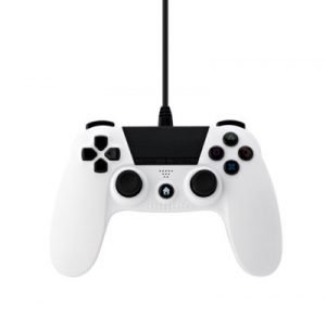 Dualshock 4 Compatibile PS4 Under Control Bianco