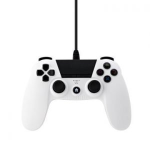 Dualshock 4 Compatibile PS4 Under Control Bianco
