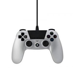 Dualshock 4 Compatibile PS4 Under Control Silver