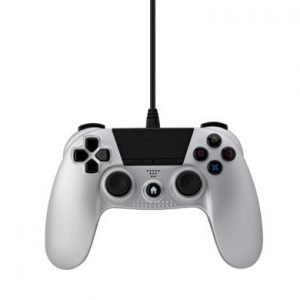 Dualshock 4 Compatibile PS4 Under Control Silver