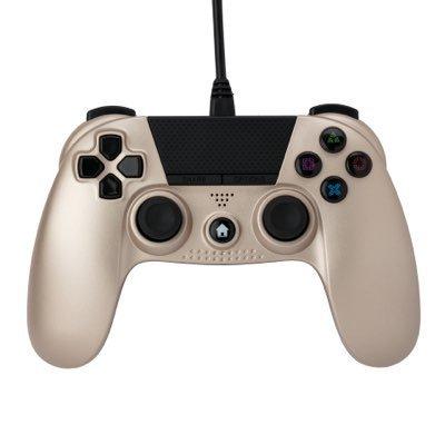 Dualshock 4 Compatibile PS4 Under Control Gold