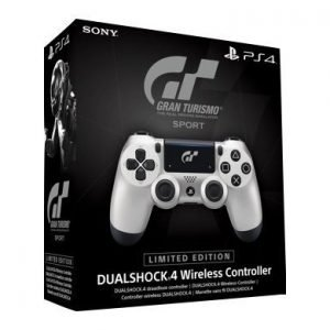 Dualshock 4 Sony PS4 Gran Turismo Sport Limited Edition