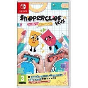 Snipperclips Plus Diamoci un taglio! Switch