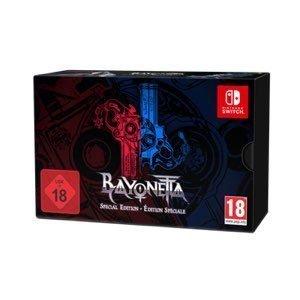 Bayonetta 2 Special Edition Switch