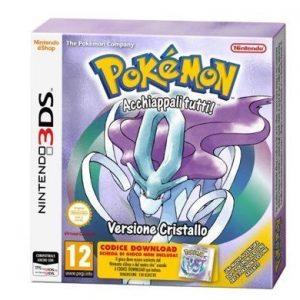 Pokemon Versione Cristallo 3DS