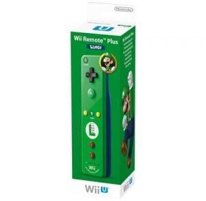 Wii Remote Plus Originale Nintendo Luigi