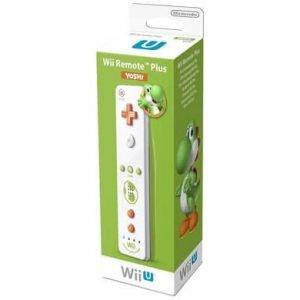 Wii Remote Plus Originale Nintendo Yoshi