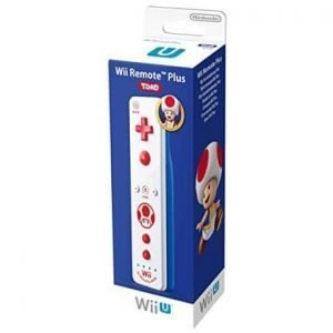 Wii Remote Plus Originale Nintendo Toad