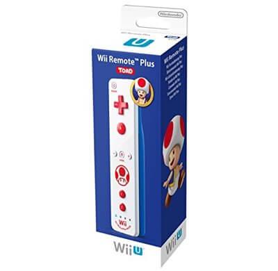 Wii Remote Plus Originale Nintendo Toad
