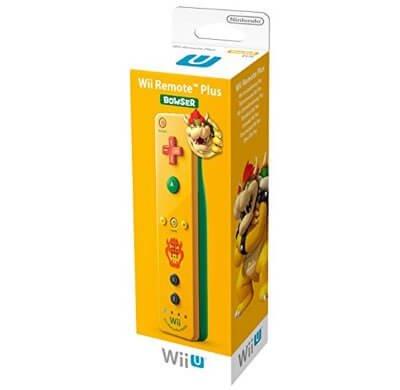 Wii Remote Plus Originale Nintendo Bowser