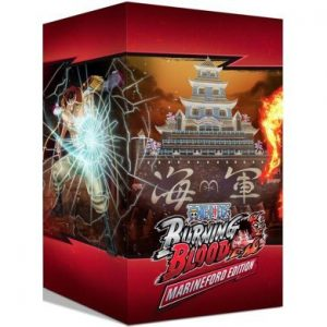 One Piece Burning Blood - Marineford Edition PS4