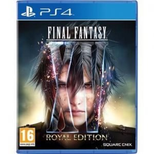 Final Fantasy XV Royal Edition PS4