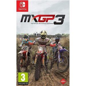 MXGP3 The Official Motocross Videogame Switch