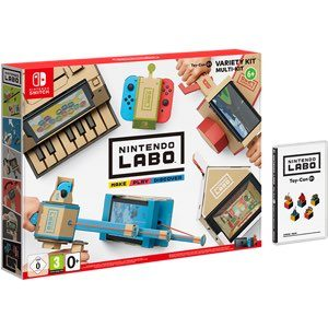 Nintendo Labo Kit Assortito