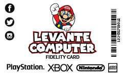 Levante Card