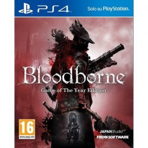 Bloodborne GOTY Edition PS4