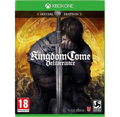 Kingdom Come Deliverance Special Edition Xbox One