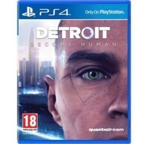 Detroit Became Human PS4