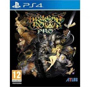 Dragon's Crown Pro PS4