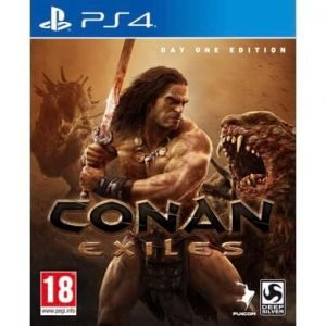 Conan Exiles D1 Edition PS4