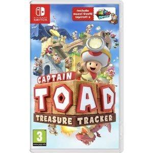 Captain Toad Treasure Tracker Switch