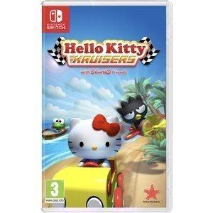 Hello Kitty Kruisers Switch