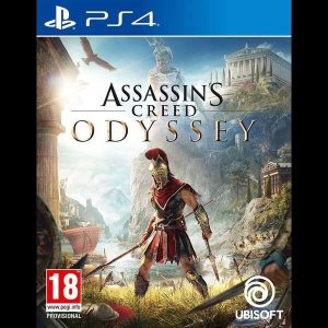 Assassin's Creed Odysssey PS4