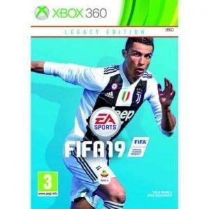 Fifa 19 Legacy Edition 360