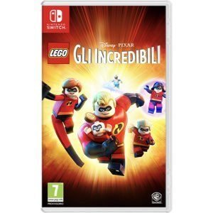 LEGO Gli Incredibili Switch