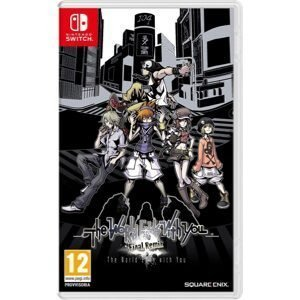 The World Ends With You Switch