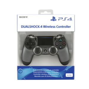 Dualshock 4 Sony PS4 Steel Black